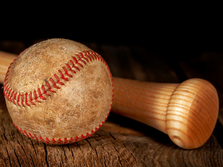 Baseball – Author Unknown