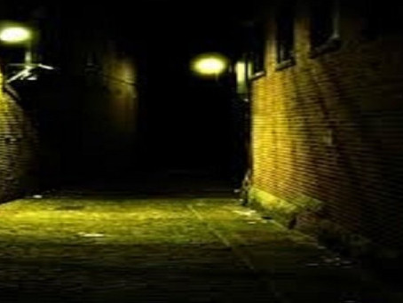 Angels In The Alley – Author Unknown