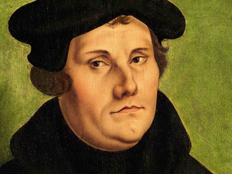 Martin Luther - Passionate Reformer