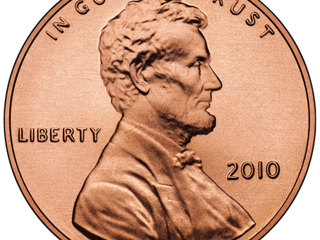 The Value of a Penny - Author Unknown