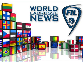 WORLD Lacrosse News update:          Israel to host WC2018