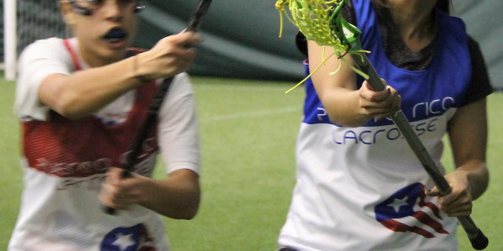 Puerto Rico Lacrosse Women's National Team event  (1)