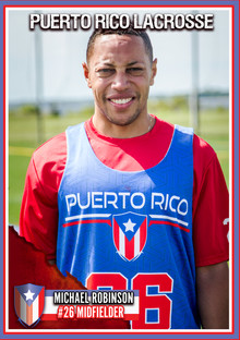 PUERTO RICO LACROSSE'S MISSION SCORES BIG WITH COAST GUARDSMEN AT THE HELM.