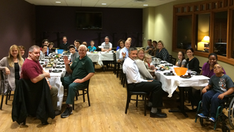 Ministry Flows in Community Group