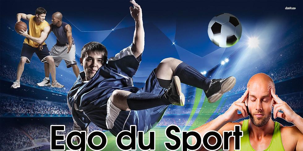 Conférence L'Ego du sport