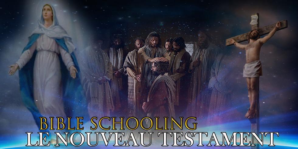 Bible Schooling #2