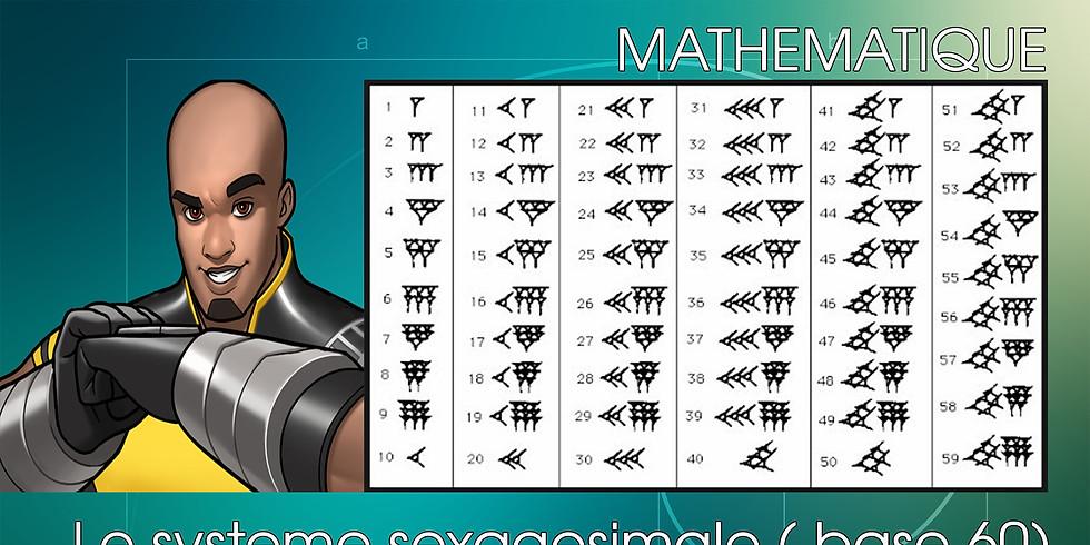 Maths chez les Sumériens