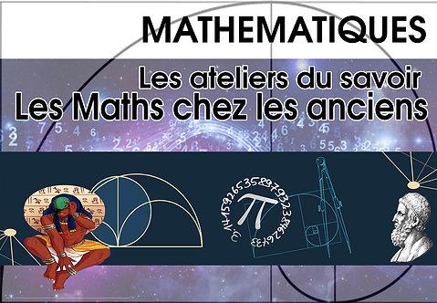 Les Maths chez les Anciens