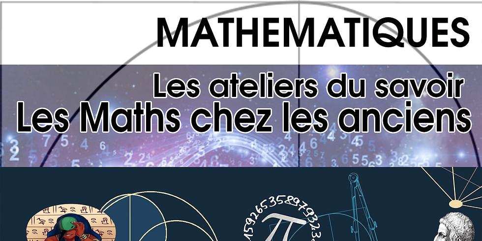 #3 Les maths chez les Mayas