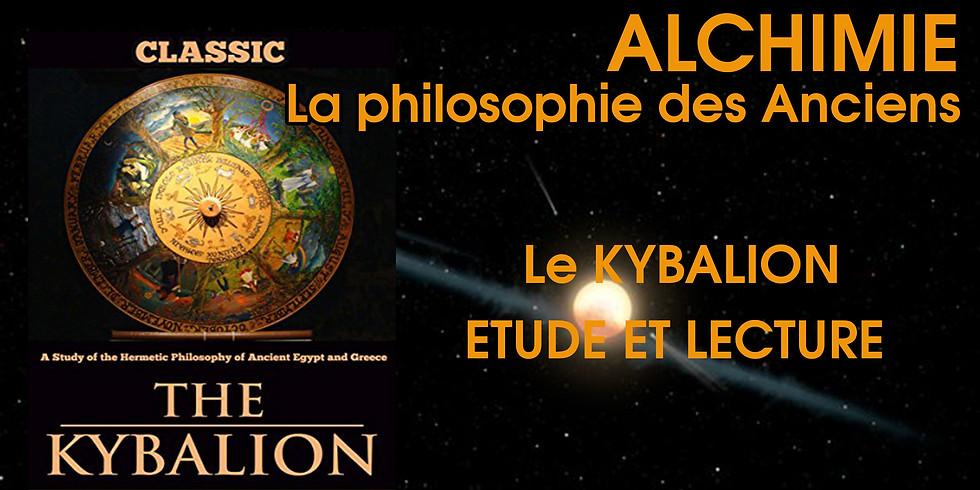 #3 Kybalion : Etude et Lecture
