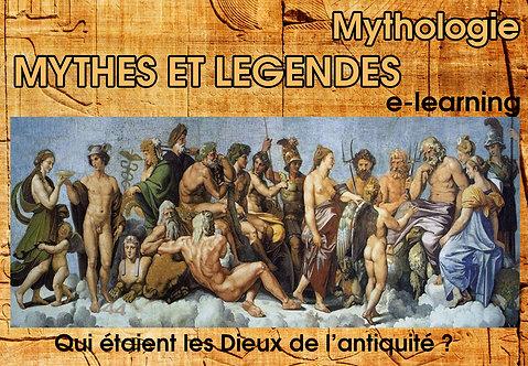 Mythes et Légendes : Qui étaient les Dieux de l'antiquité