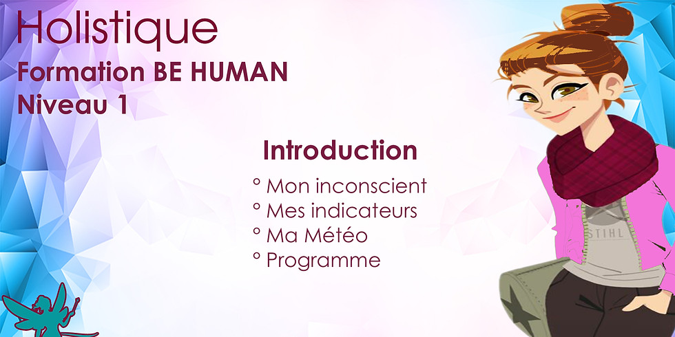 BE HUMAN #0 Introduction