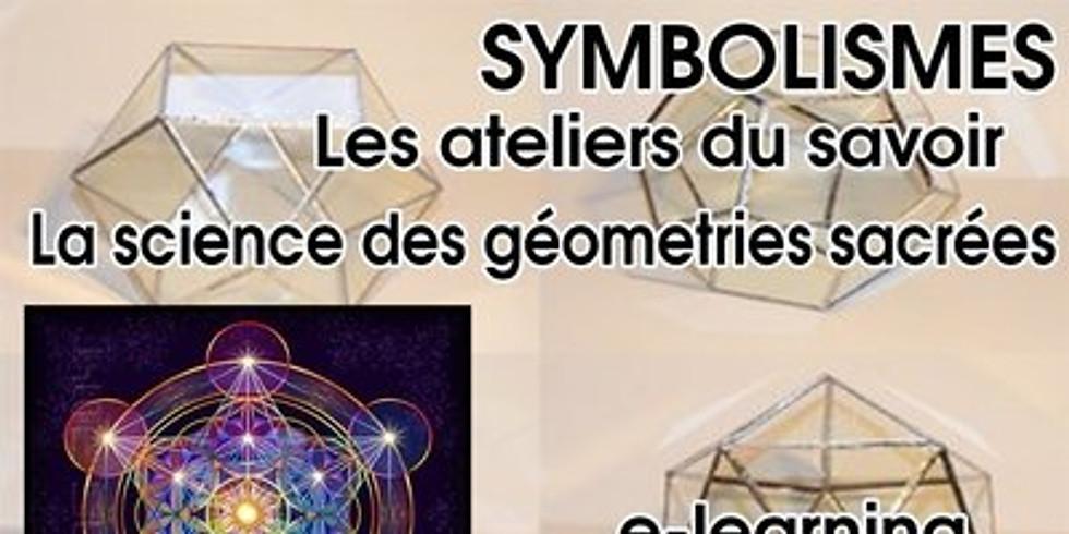 Géométrie symbolique dans l'architecture des anciens à nos jours