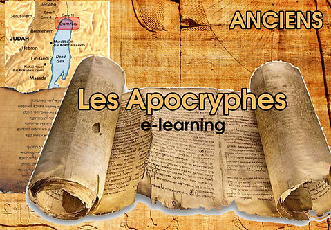 Les Apocryphes #1 - Power Point