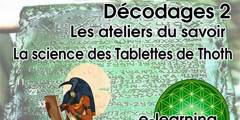 La science des tablettes de Thoth #1