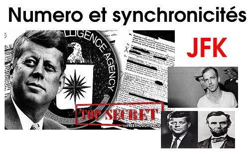Synchronicité et Numérologie : JFK + WTC