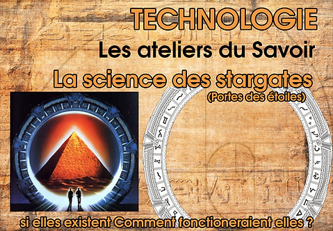 La Science des Stargates #2 - Power Point