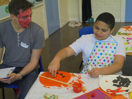 """Volunteering at Focus Surrey enables you to be a """"big kid"""" every Saturday"""