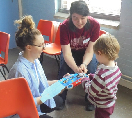 Volunteering inspired Kyleigh Melville to study to become an Educational Psychologist