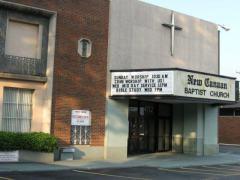 New Canaan Worship Center