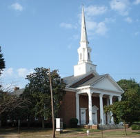 Rising Liberty Baptist Church