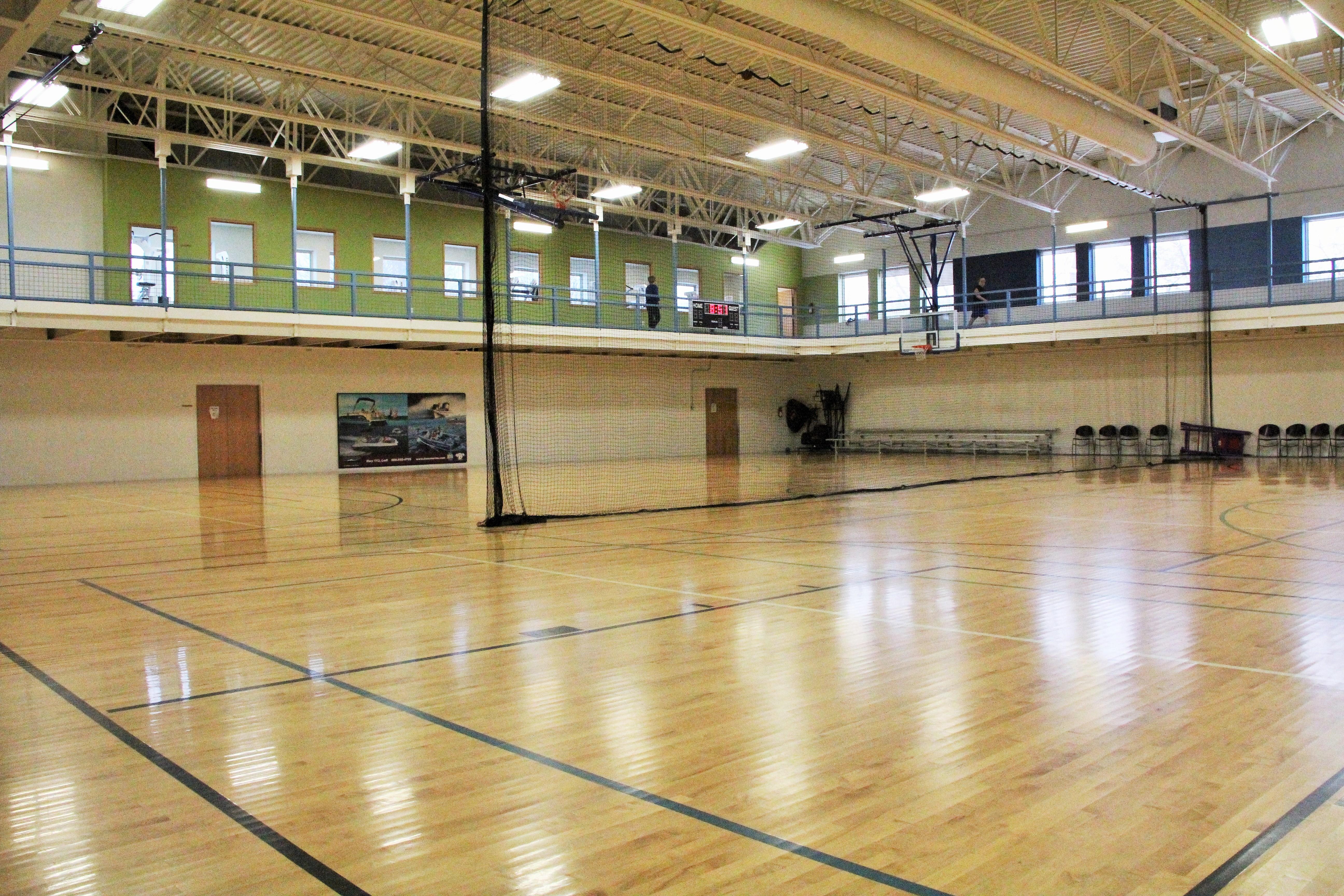 Gymnasium Divider