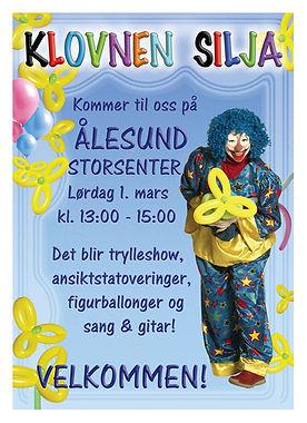 14.03.01_Ålesund_Storsenter_med_Klovnen_