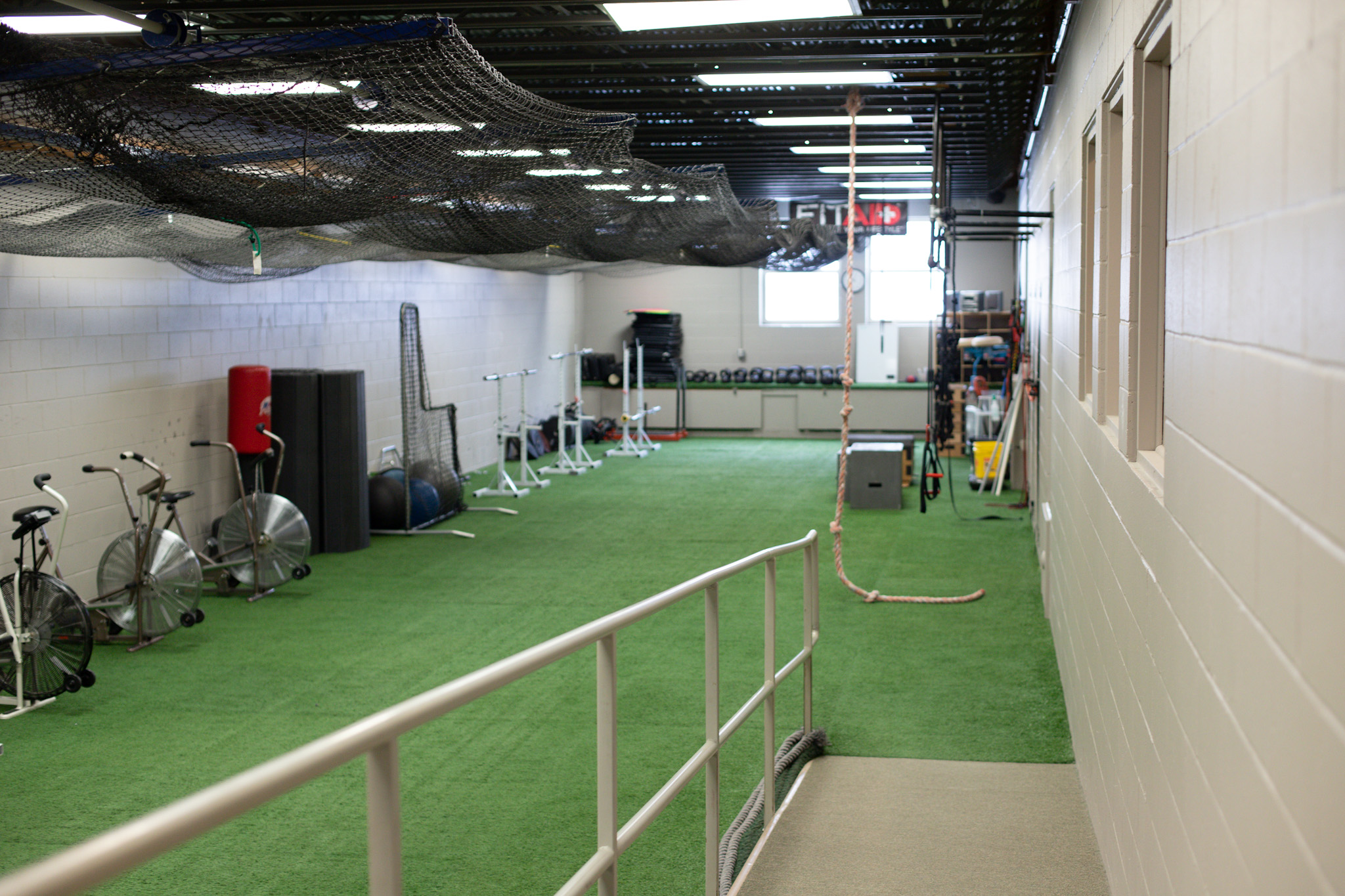 Functional Training Room