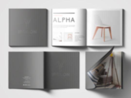 Catálogo Ipsilon Design - Objetos de Decoração e Móveis