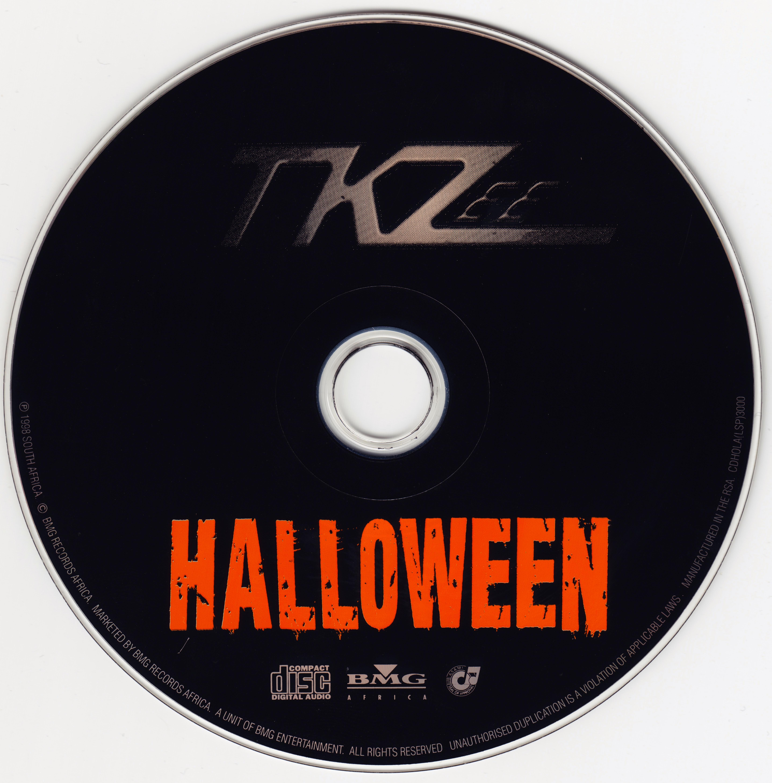 Darkpopchris-TKZee-Halloween Disc