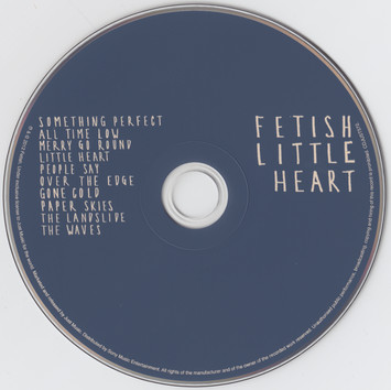 Darkpopchris - Fetish - LittleHeart Disc