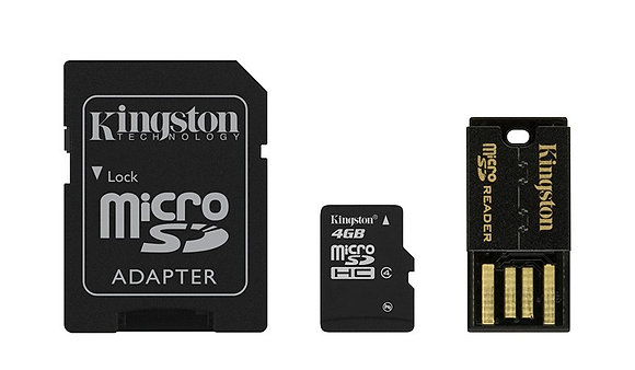 Kingston Kit Mobility 4 GB
