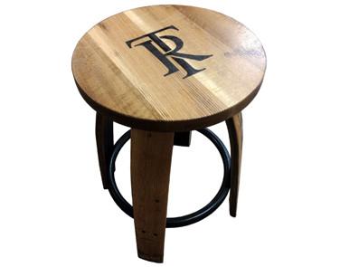 rustic bar stools. Bar Stool, Rustic Templeton Rye, Whiskey Barrel, Man Cave Stools