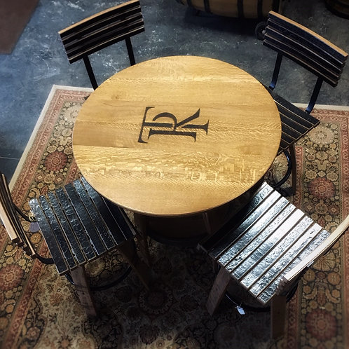 Templeton Rye Pub Table Set