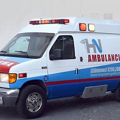 Ambulancia; Paramedicos