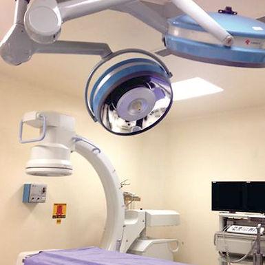 hemodinamia, quirofano, cirugías de corazón
