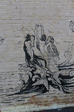 mermaids closeup