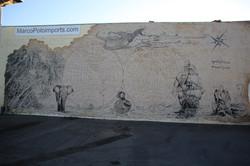 marco polo wall