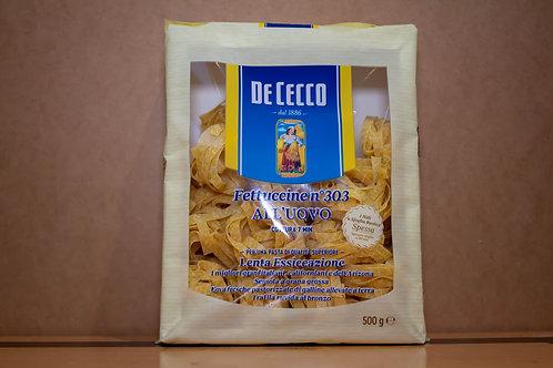 De Cecco Fettuccine (500gr)