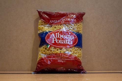Alberto Poiatti Anelli Siciliani 1kg