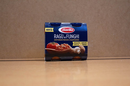 Barilla Ragù ai Funghi (2x180gr)