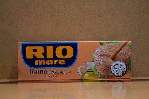 Riomare Tonno all'Olio di Oliva