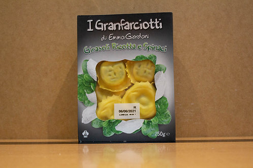 Granfarciotti Girasoli Ricotta e Spinaci