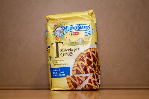 Mulino Bianco Miscela per Torte Farina 00
