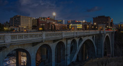 Monroe Street Bridge Spokane WA
