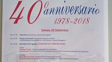 40 ° Anniversario AVIS - Abbadia San Salvatore (SI)