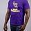 Thumbnail: Purple Benedict College Denver L Wright Tee