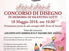 A Sorano un concorso di disegno sul dono Ricchi premi per materiale didattico. Verranno assegnati al