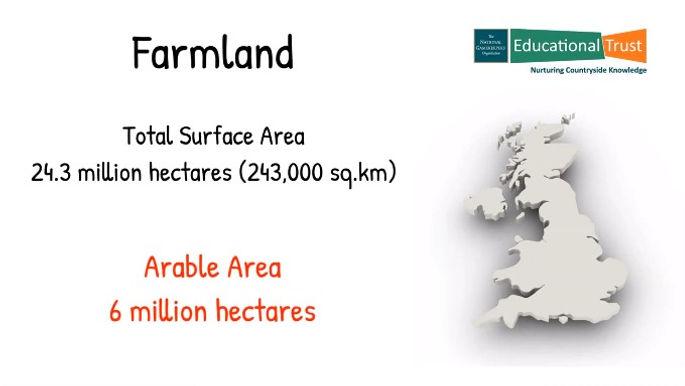 Conservation Fact File  2 - Habitats Farmland