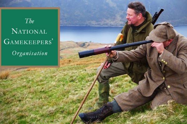 Gamekeepers on the moors